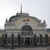 Железнодорожные вокзалы в Волхове