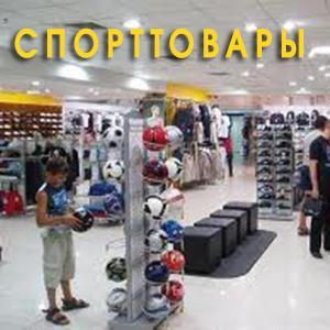 Спортивные магазины Волхова