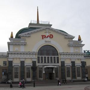 Железнодорожные вокзалы Волхова