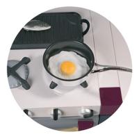 Кафе Рыжий кот - иконка «кухня» в Волхове